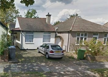 Thumbnail 2 bedroom detached bungalow for sale in Rugby Avenue, Wembley, Greater London