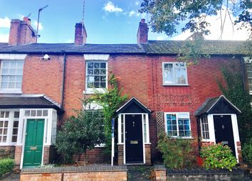 Thumbnail 1 bedroom terraced house for sale in Broad Street, Warwick