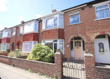 Thumbnail 3 bed terraced house for sale in Beresford Road, Portsmouth