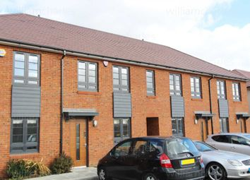 Thumbnail 2 bed terraced house to rent in Candy Dene, Ebbsfleet Valley, Swanscombe