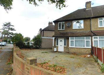 Thumbnail 3 bed semi-detached house to rent in Woodend, Hayes