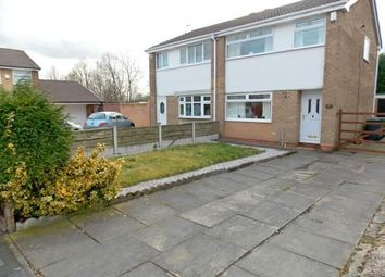 Thumbnail 3 bed semi-detached house to rent in Woodgarth, Leigh