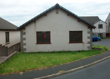 Thumbnail 2 bed detached bungalow to rent in Hill Rise, Dalton-In-Furness