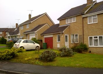 Thumbnail 2 bed semi-detached house to rent in Middle Ground, Royal Wootton Bassett, Swindon