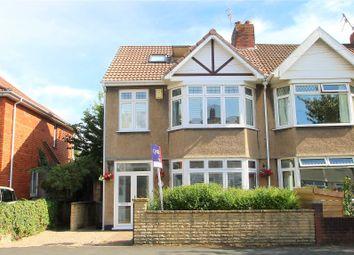Thumbnail 4 bed semi-detached house for sale in Smyth Road, Ashton, Bristol
