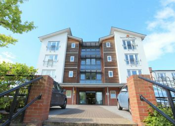 Thumbnail 2 bedroom flat for sale in Rolls Avenue, Crewe