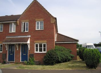 Thumbnail 2 bedroom property to rent in Burdett Grove, Whittlesey, Peterborough