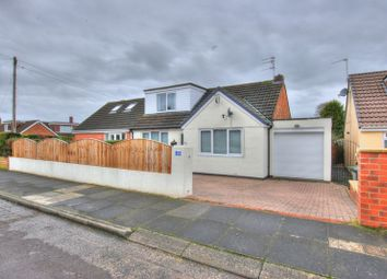 Thumbnail 3 bed semi-detached bungalow for sale in Acorn Avenue, Bedlington