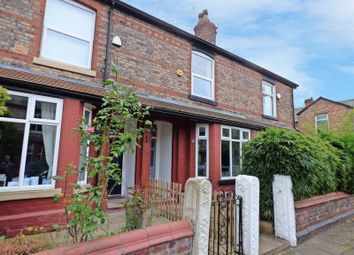 Thumbnail 3 bed terraced house for sale in Buxton Avenue, West Didsbury, Didsbury, Manchester