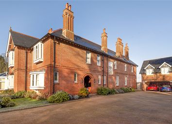 Thumbnail 2 bed flat for sale in Voysey Court, Park Road, Winchester, Hampshire