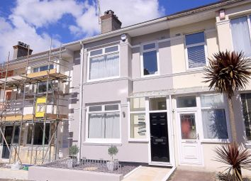 Thumbnail 3 bedroom property for sale in Glendower Road, Peverell, Plymouth