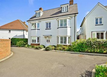 Thumbnail 5 bed detached house for sale in Bill Deedes Way, Aldington, Ashford, Kent