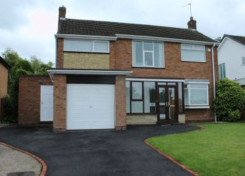 Thumbnail 3 bed detached house to rent in Norman Road, Walsall