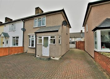 Thumbnail 3 bed end terrace house for sale in Harrold Road, Dagenham