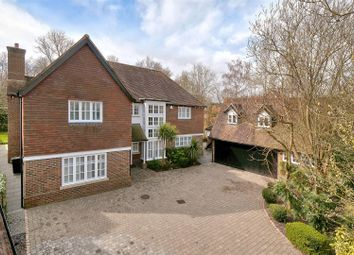 Thumbnail 5 bed detached house for sale in Hollandbury Park, Kings Hill, West Malling