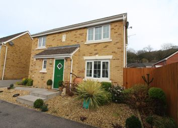 Thumbnail 3 bed detached house for sale in Coed Celynen Drive, Abercarn, Newport