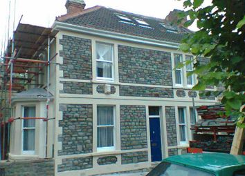 Thumbnail 6 bed terraced house to rent in Brookfield Avenue, Bishopston, Bristol