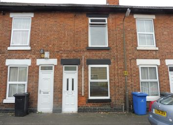Thumbnail 2 bedroom terraced house for sale in Bowmer Road, Alvaston, Derby
