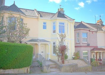 Thumbnail 4 bedroom terraced house for sale in Ford Hill, Plymouth