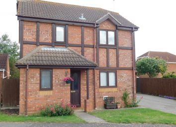 Thumbnail 3 bedroom detached house for sale in Thackeray Grove, Stowmarket