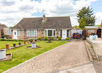 Thumbnail 2 bedroom semi-detached bungalow for sale in Danes Close, Northfleet, Kent