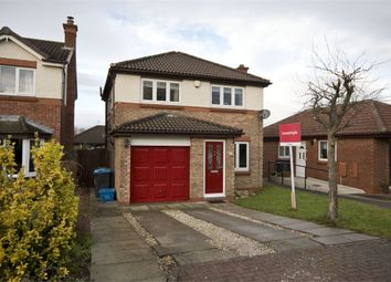 Thumbnail 3 bed detached house for sale in Crestbrooke, Northallerton, North Yorkshire