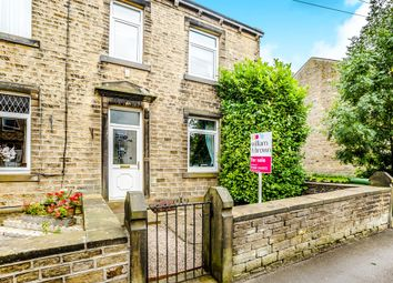 Thumbnail 3 bedroom end terrace house for sale in Leymoor Road, Golcar, Huddersfield