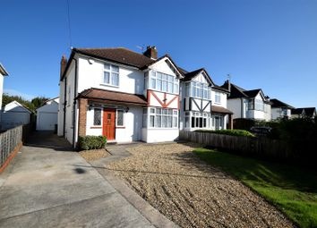 Thumbnail 4 bedroom semi-detached house for sale in Briercliffe Road, Stoke Bishop, Bristol
