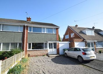 Thumbnail 4 bed semi-detached house to rent in Chetwynd Grove, Newport
