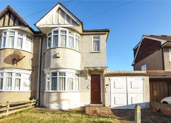 Thumbnail 2 bed end terrace house for sale in Bideford Road, South Ruislip, Middlesex