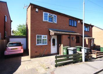 Thumbnail 2 bedroom end terrace house for sale in Duke Street, Arnold, Nottingham