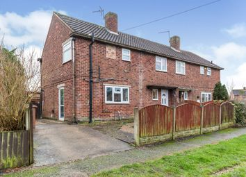 Thumbnail 3 bed semi-detached house for sale in Avondale Road, Ilkeston