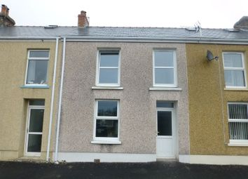 Thumbnail 3 bed terraced house for sale in New Road, Upper Brynamman, Ammanford, Carmarthenshire.