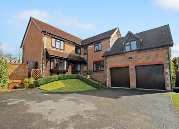 5 bed detached house for sale in Studland Park, Westbury BA13