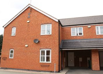 Thumbnail 2 bed flat for sale in Cheney Court, Husbands Bosworth, Lutterworth