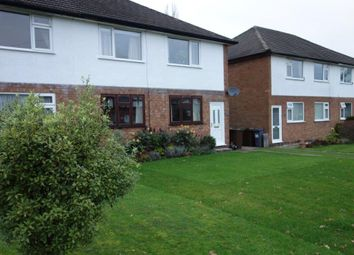 Thumbnail 2 bed maisonette to rent in Clinton Road, Solihull
