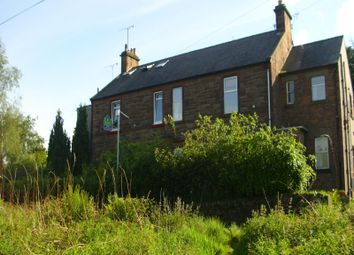 Thumbnail 3 bed flat for sale in Park View Back Road, Locharbriggs, Dumfries