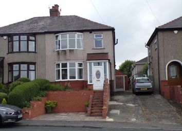 Thumbnail 3 bed semi-detached house for sale in Rossendale Road, Burnley, Lancashire, .