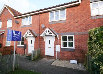 Thumbnail 2 bed terraced house for sale in Trevithick Close, Harley Whitefort, Worcester
