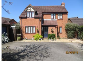 Thumbnail 3 bed detached house for sale in Statfold Lane, Fradley, Lichfield