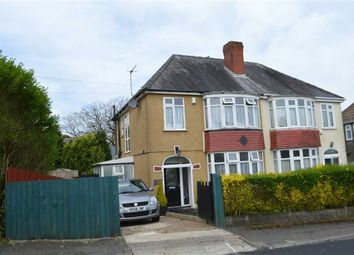 Thumbnail 3 bed semi-detached house for sale in Lon Teify, Swansea
