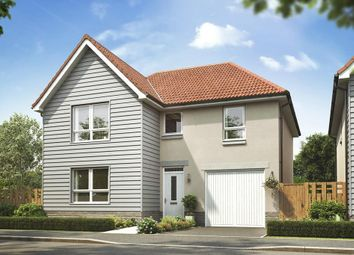 "Thumbnail 4 bedroom detached house for sale in ""Falkland"" at East Calder, Livingston"