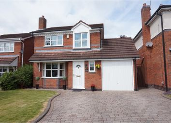 Thumbnail 3 bed detached house for sale in Oak Woods, Cannock