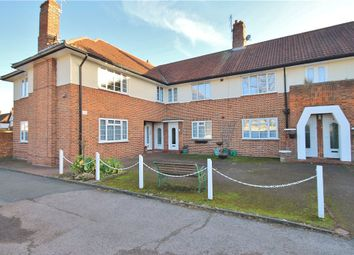 Thumbnail 2 bed flat to rent in Greenview Court, Ashford, Surrey