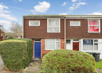 Thumbnail 3 bed detached house for sale in Hennel Close, London