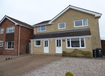 Thumbnail 5 bed detached house for sale in Tweed Close, Greenmeadow, Swindon, Wiltshire