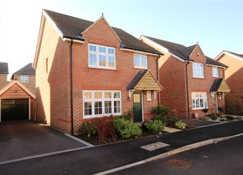 Thumbnail 4 bed detached house for sale in Hatton Road, Cheswick Village, Bristol