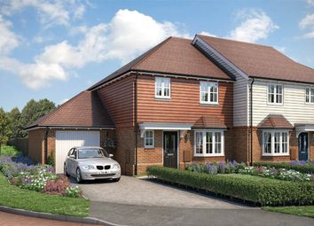 "Thumbnail 3 bed property for sale in ""The Audley"" at Grigg Lane, Headcorn, Ashford"