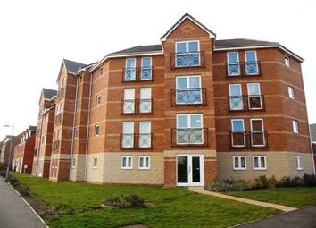 Thumbnail 1 bed flat for sale in Marigold Walk, Nuneaton