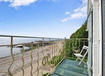 Thumbnail 3 bed detached house for sale in The Cliff Path, Bonchurch, Ventnor, Isle Of Wight